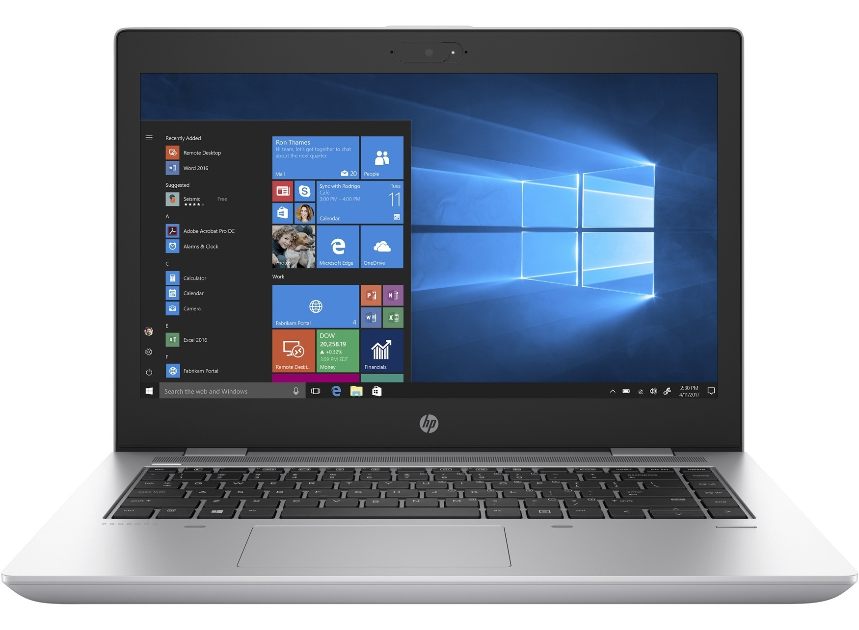 HP ProBook 640 G4 4CF75PA