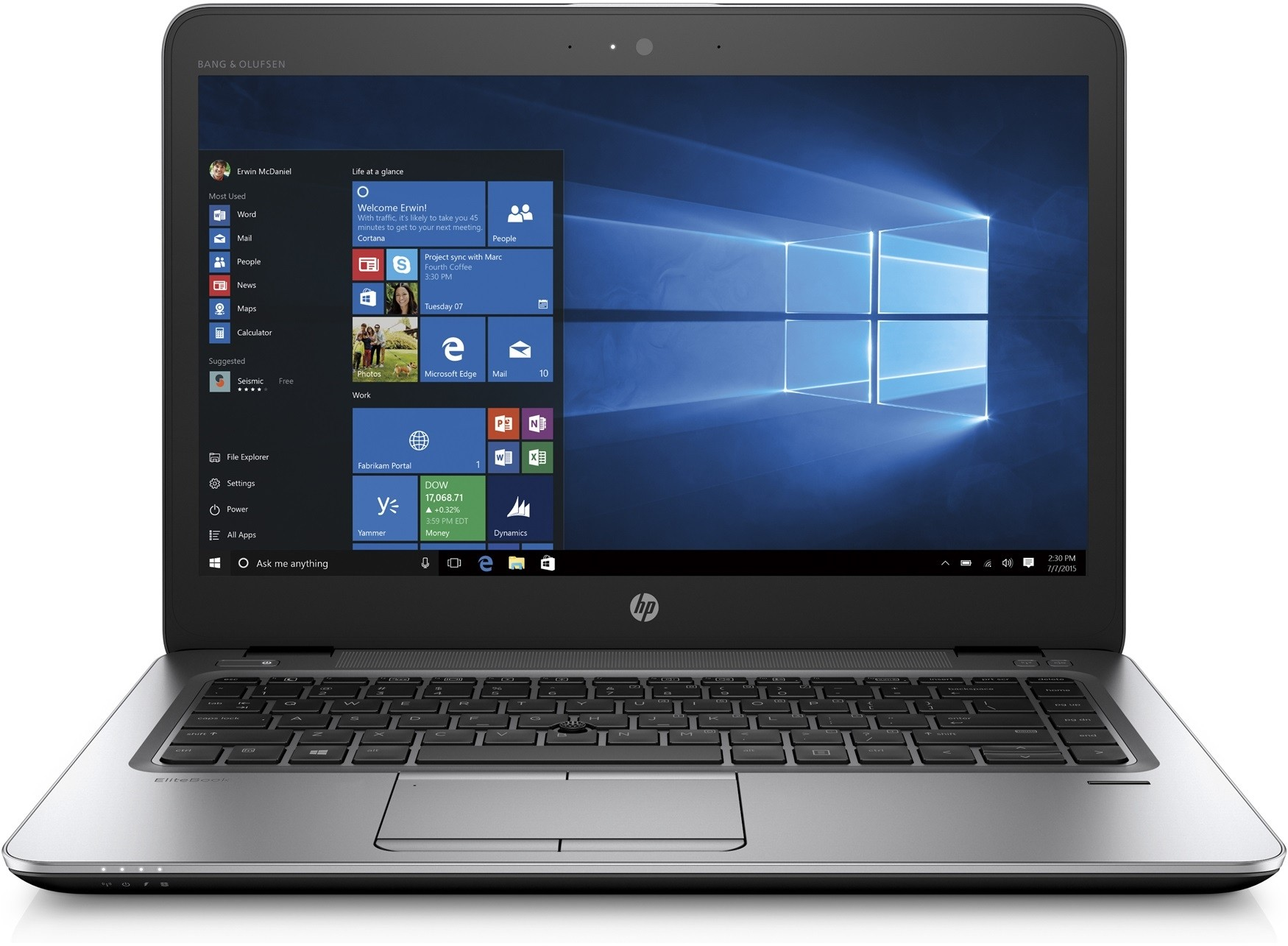 HP EliteBook 840 G4 1GS36PA
