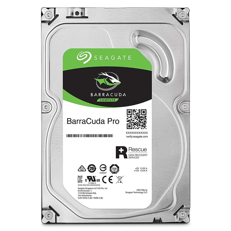 Seagate BarraCuda Pro 4TB