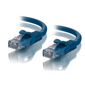 1.0m Cat6 Network Cable Blue
