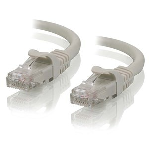 1.0m Cat6 Network Cable Grey
