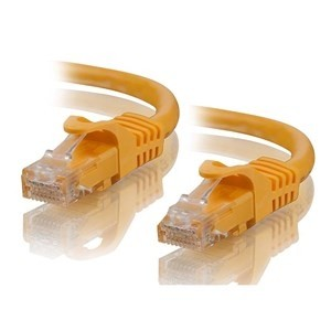 8Ware 1M Network Cable Yellow