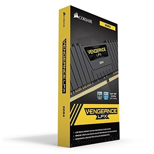 Corsair CMK16GX4M2A2666C16 16GB 2X8GB DDR4 2666Mhz CL16