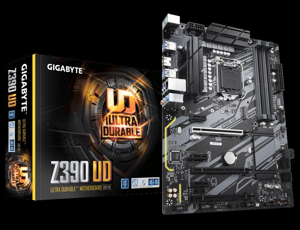 Gigabyte GA-Z390-UD