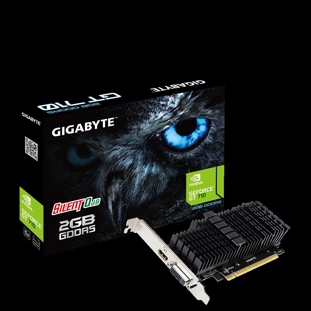 Gigabyte GT 710 GV-N710D5SL-2GL