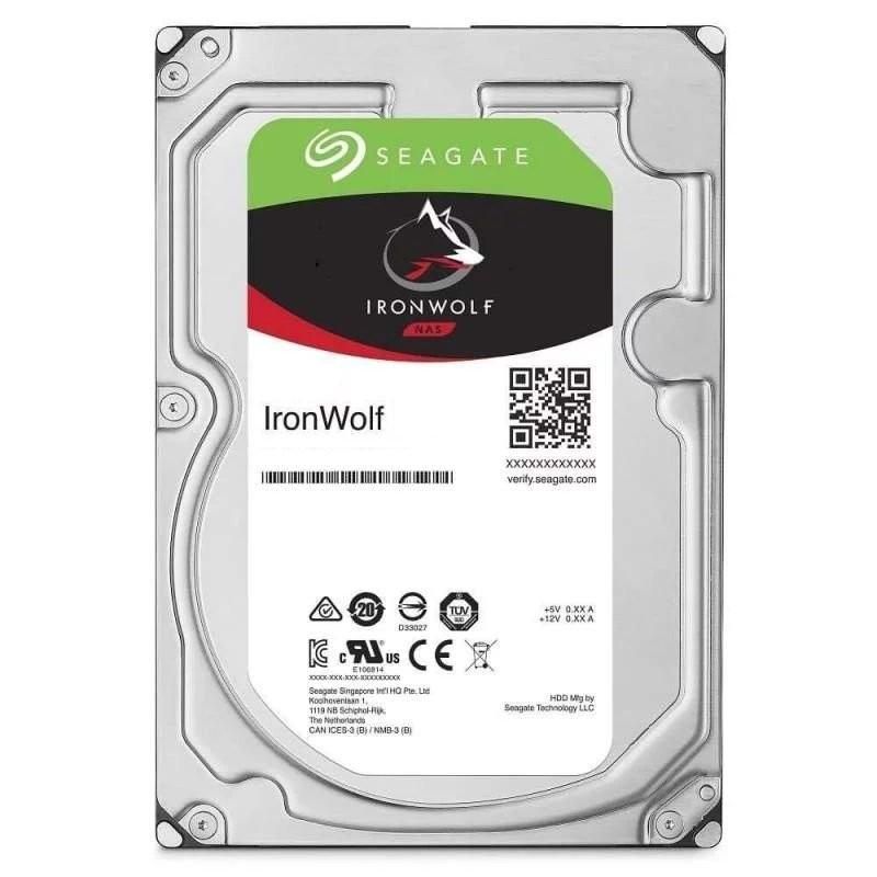 Seagate IronWolf 4TB
