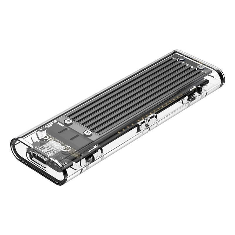 ORICO Black NVMe M.2 SSD Enclosure USB-C