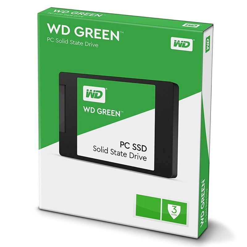 Western Digital Green 120GB