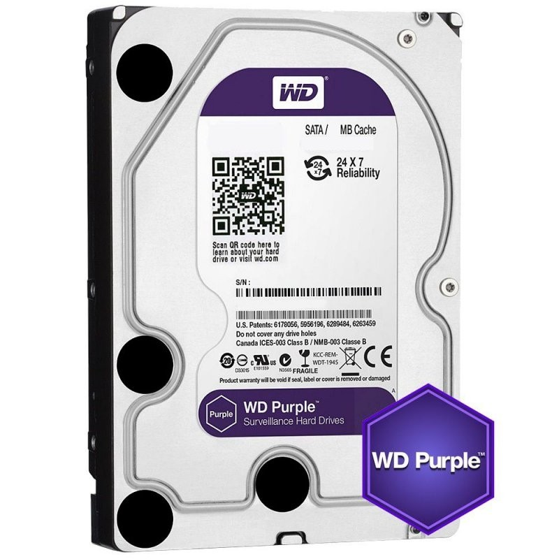 Western Digital Purple 10TB