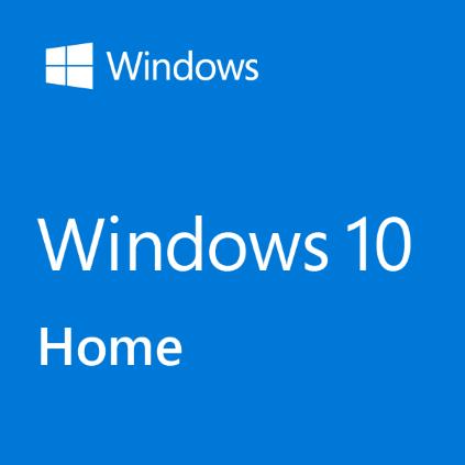 Microsoft Windows 10 Home 64bit (OEM CD and Key Included)