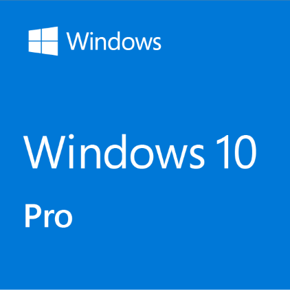 Microsoft Windows 10 Pro 64bit (OEM CD and Key included)