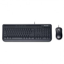 Microsoft Wired Desktop Keyboard and Mouse 600