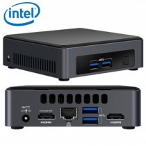 Intel NUC i3 7100U, WiFi, BT, 2xHDMI, M.2