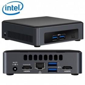 Intel NUC i3 7100U, WiFi, BT, 2xHDMI, M.2