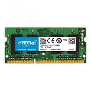 Crucial CT102464BF160B 8GB DDR3 SODIMM 1600Mhz CL11